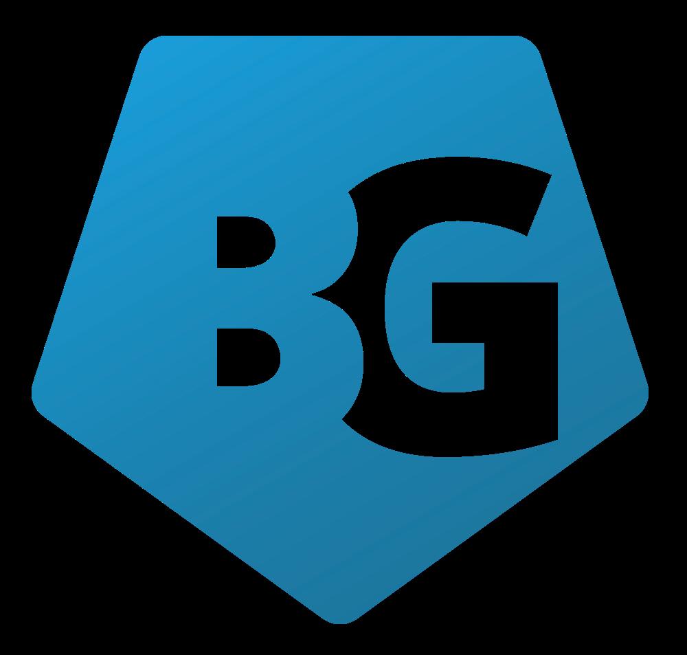 Blauw Gras Logo